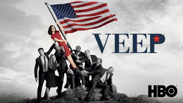 Veep Season 7 banner